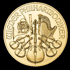 Gouden Philharmoniker munt 2021 kopen