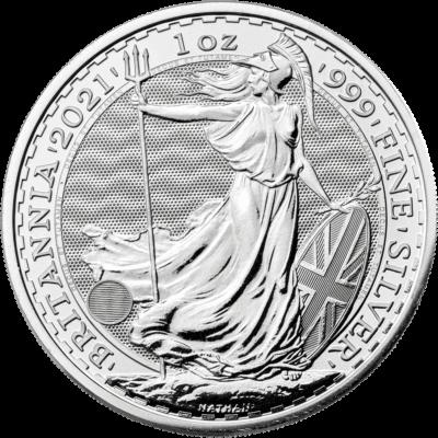 Britannia munt 2021 kopen